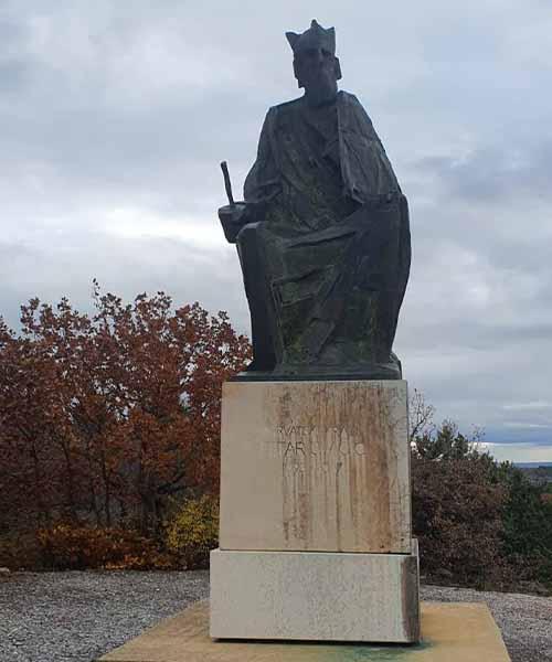 Spomenik Petru Svačiću