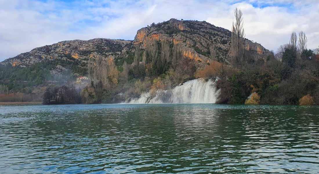 Obilazak slapova Krke: Roški slap