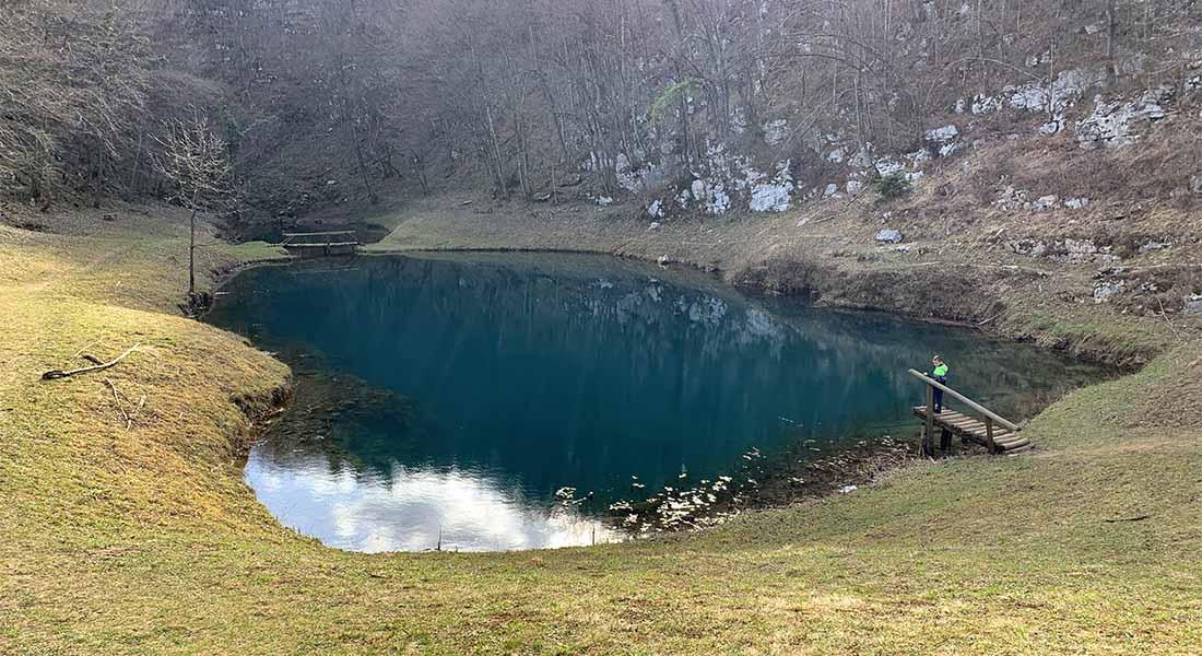 Jezero u obliku srca