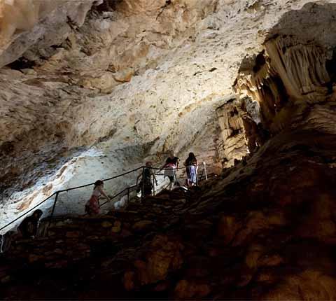 Špilja Mramornica: podzemno carstvo u Istri