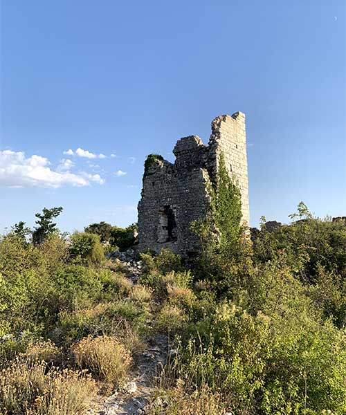 Stari grad Vrana