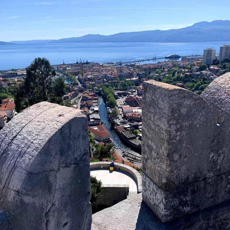 Trsatska gradina: must visit mjesto u Rijeci!