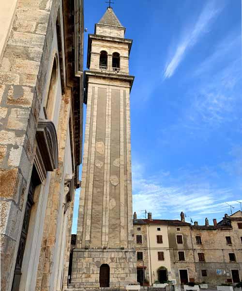 Najviši crkveni toranj u Istri