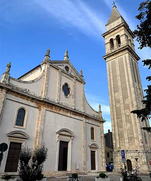 Crkva svetog Blaža u Vodnjanu