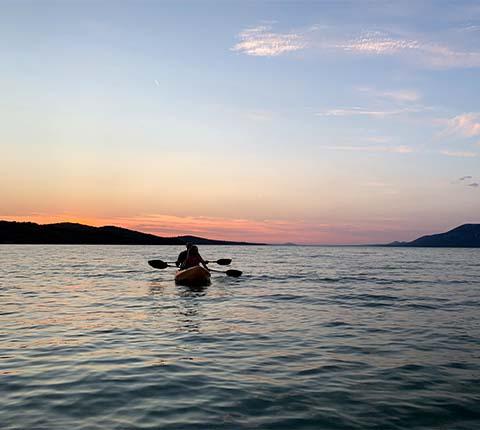 Vransko jezero: ideje za super jednodnevni izlet