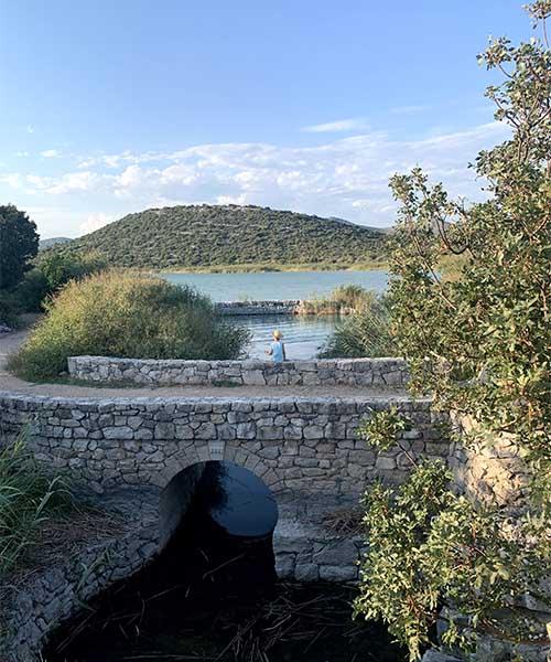 Jugovir Vransko jezero