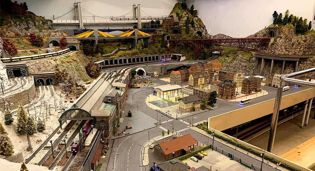 Muzej malih vlakova
