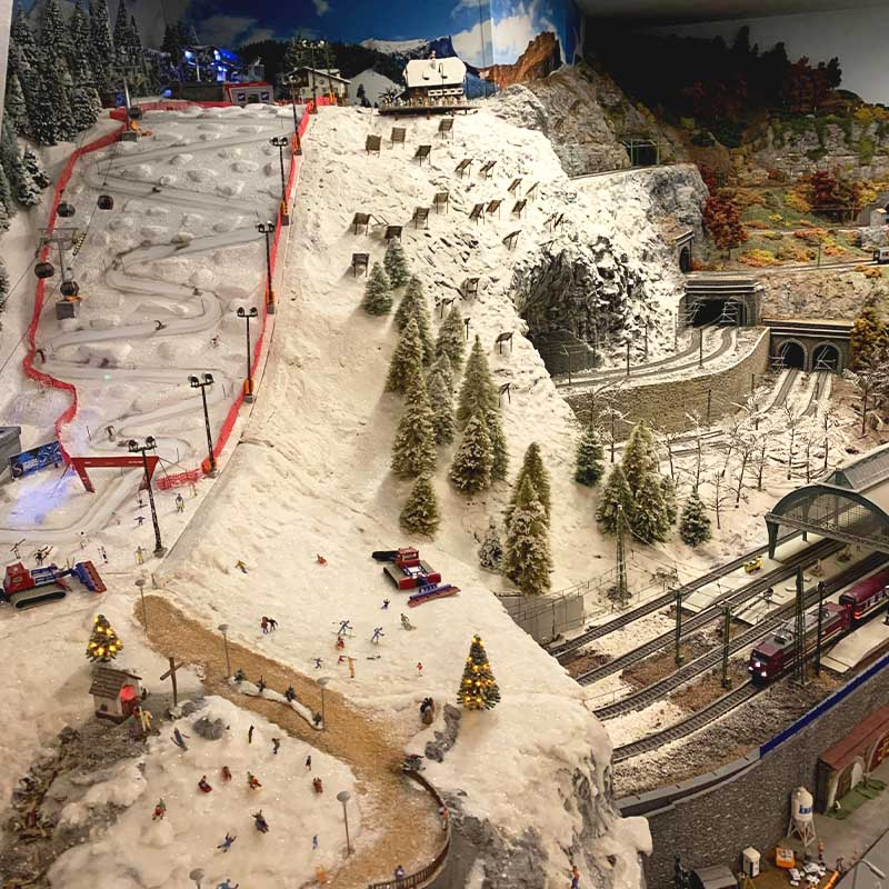 Muzej malih vlakova: Zavirite u mini svijet najveće makete u jugoistočnoj Europi