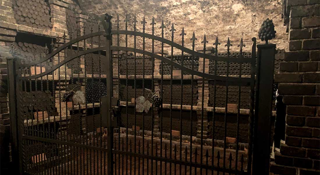 Arhivsko vino u Starom podrumu u Iloku
