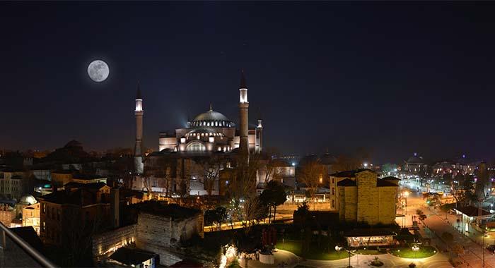 Istanbul, spoj Istoka i Zapada