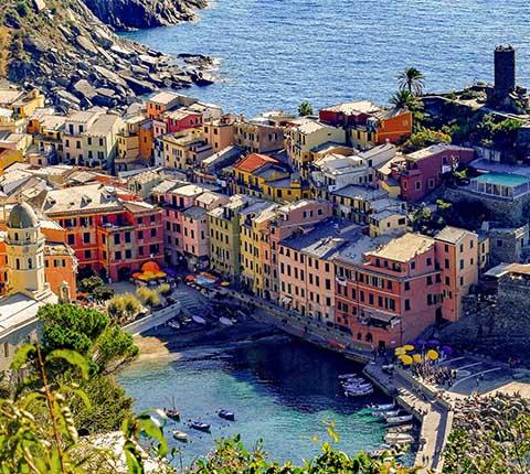 Mjesto iz slikovnice: planirate li posjetiti Cinque Terre?