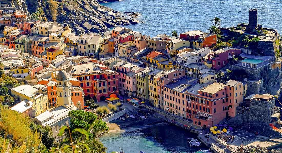 Vernazza u Italiji