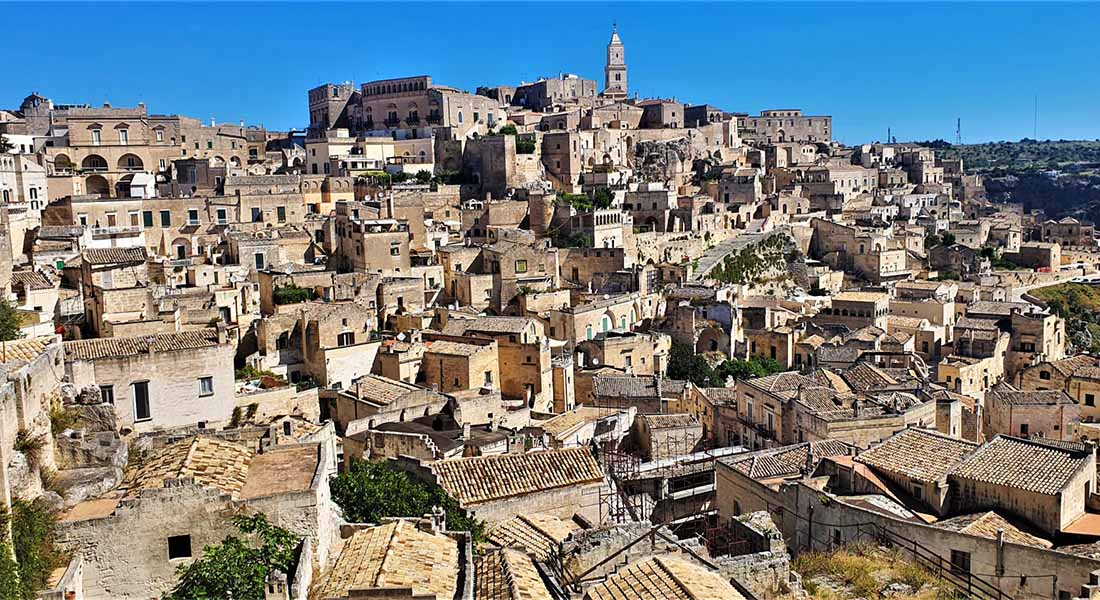 Matera, grad u italiji