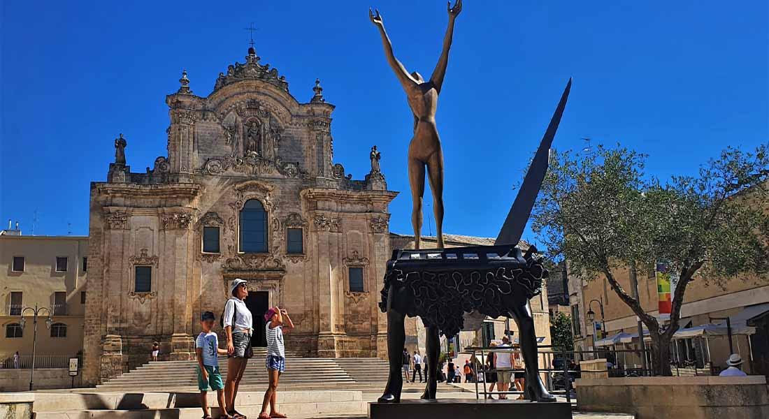 Salvador Dali u Materi