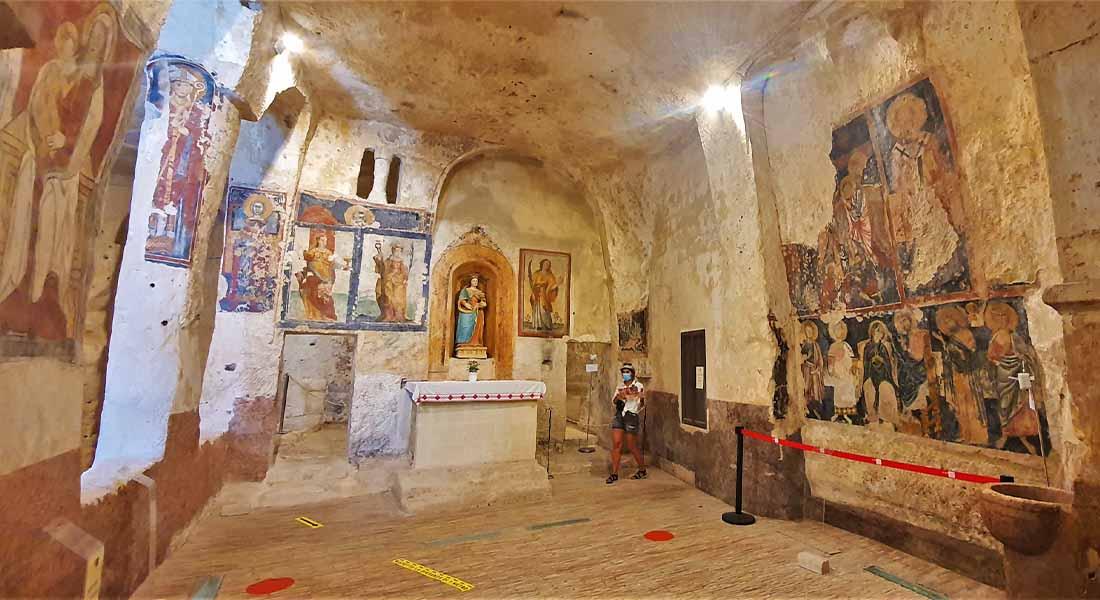Crkva u Materi u Italiji