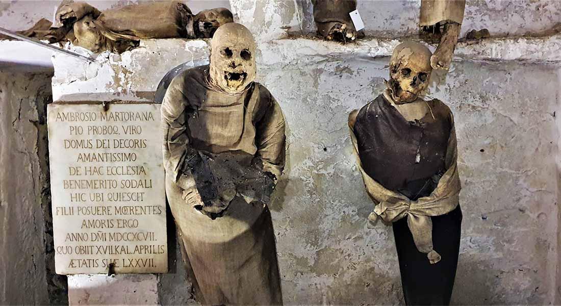 Kapucinske katakombe u Palermu