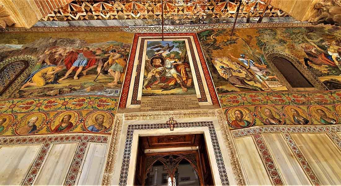 Kapela Palatina u Palermu