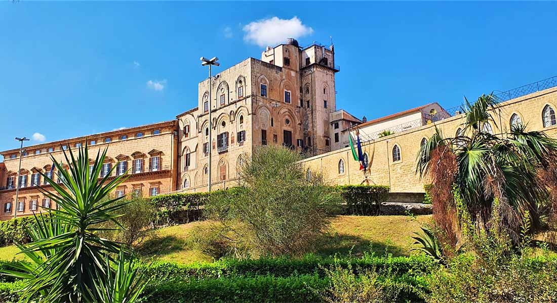 Kraljevska palača u Palermu