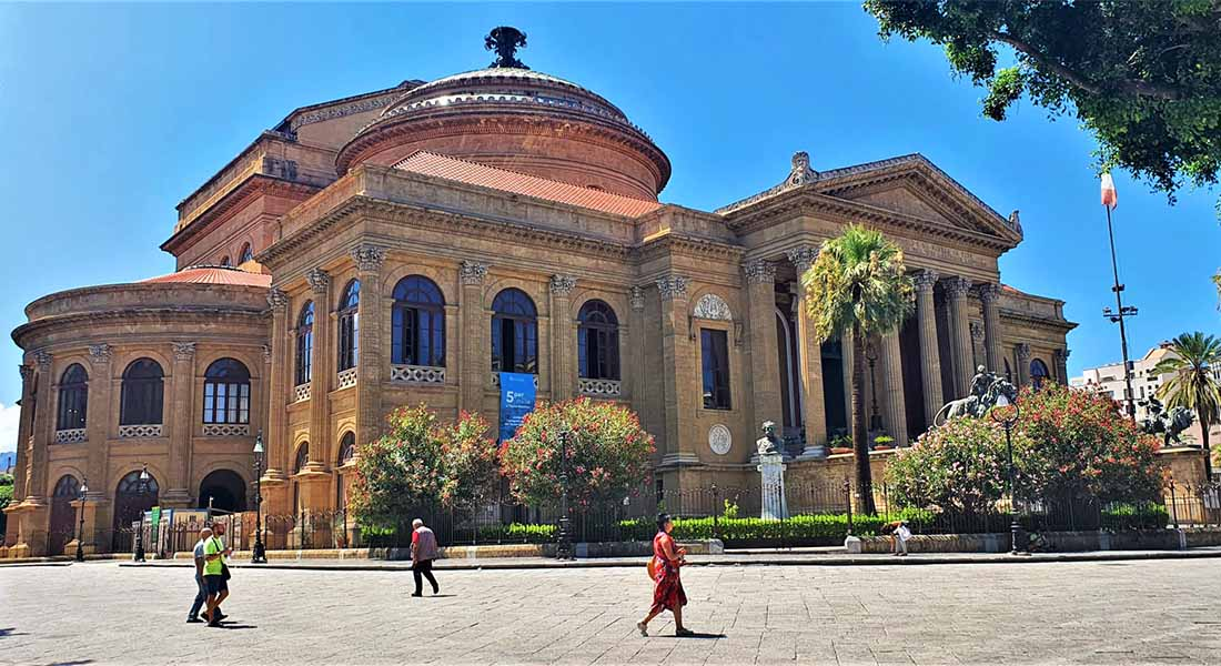 Operna kuća u Palermu