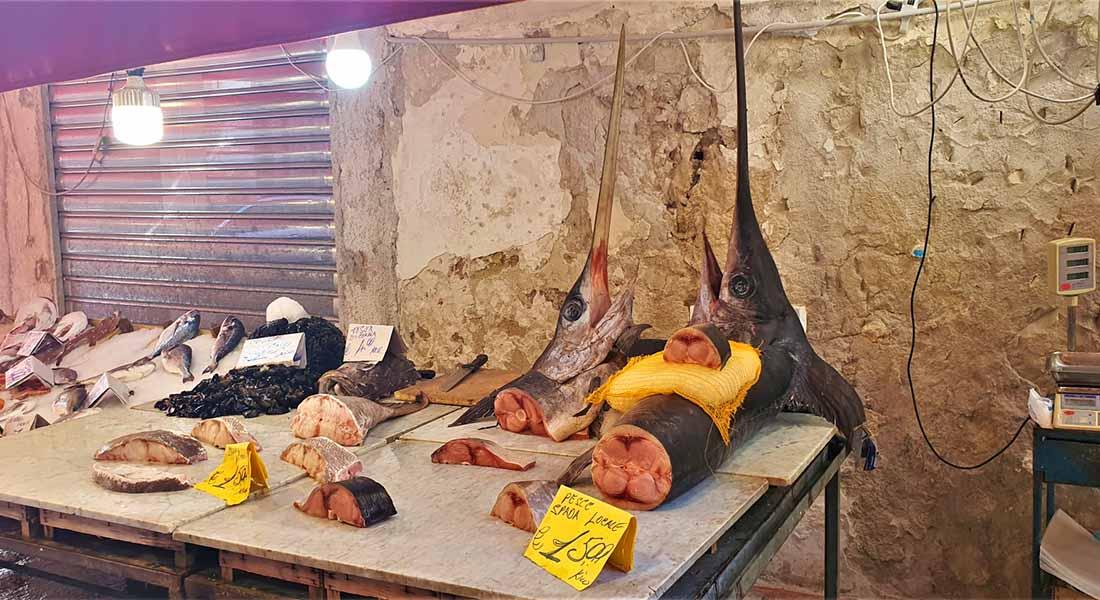 Ribarnica u Palermu
