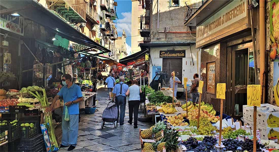Tržica u Palermu