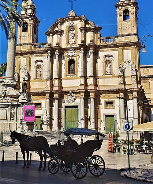Palermo u Italiji