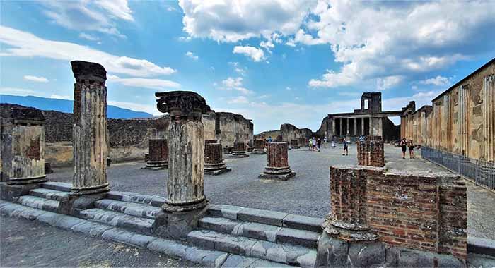 Pompeji: idemo u goste u stari Rim