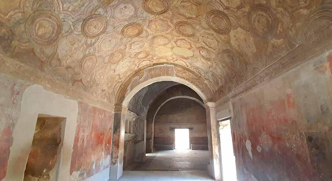 Vila u Pompejima