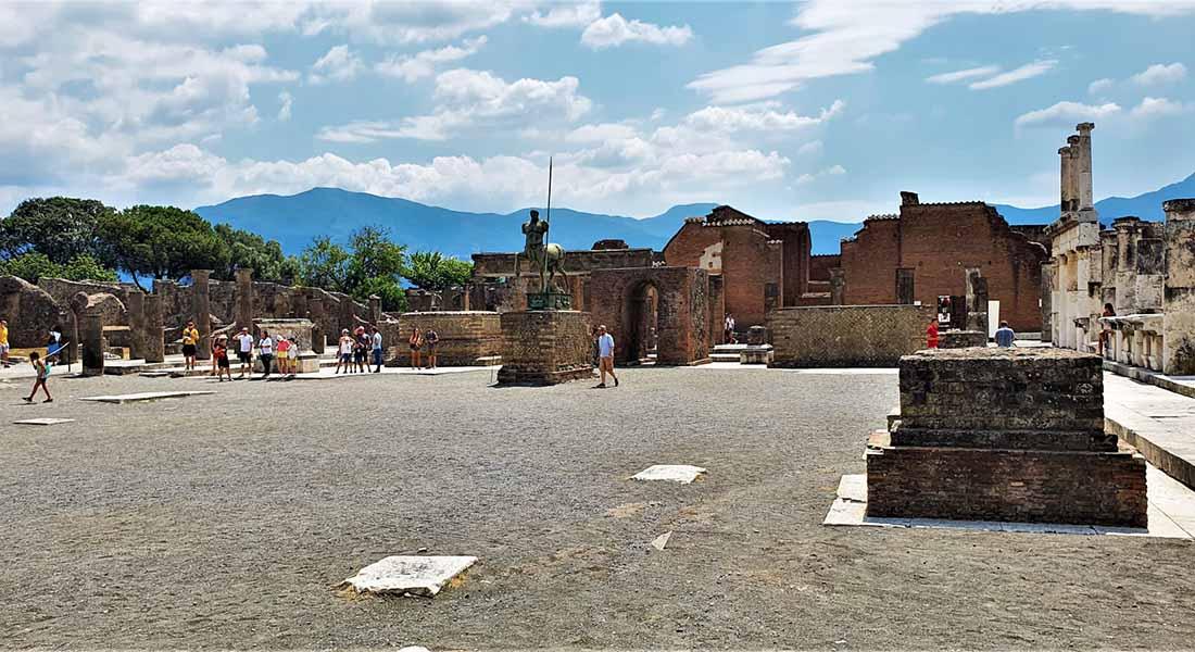Forum u Pompejima