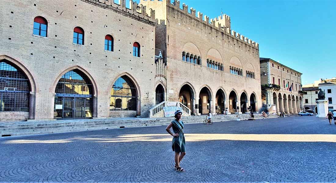 Rimini u Italiji