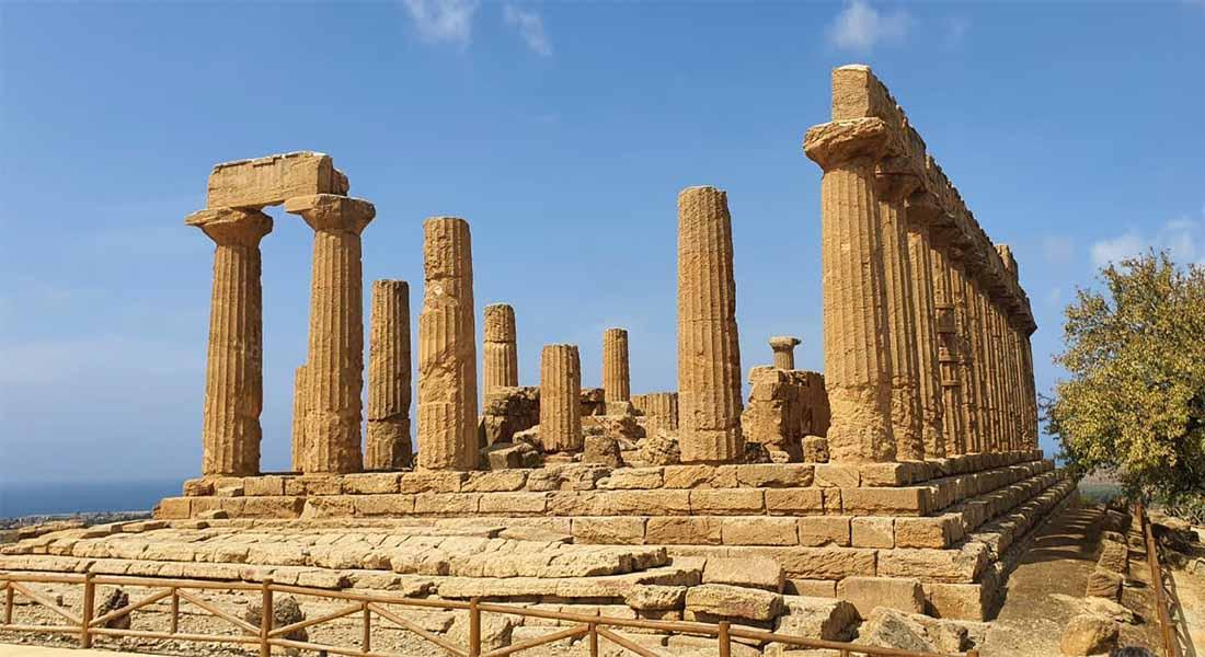 Dolina hramova na Siciliji