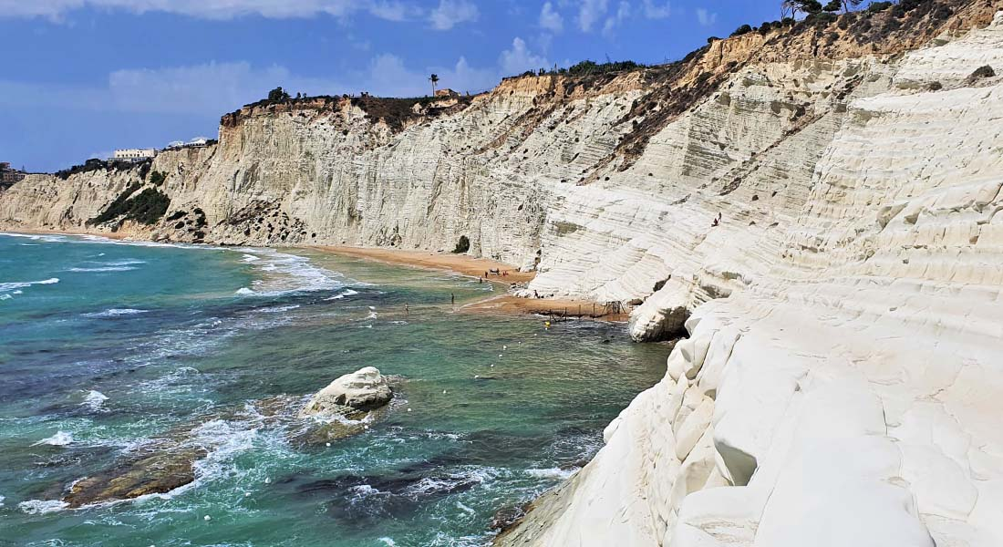 Scala dei Turchi, najljepša plaža na Siciliji