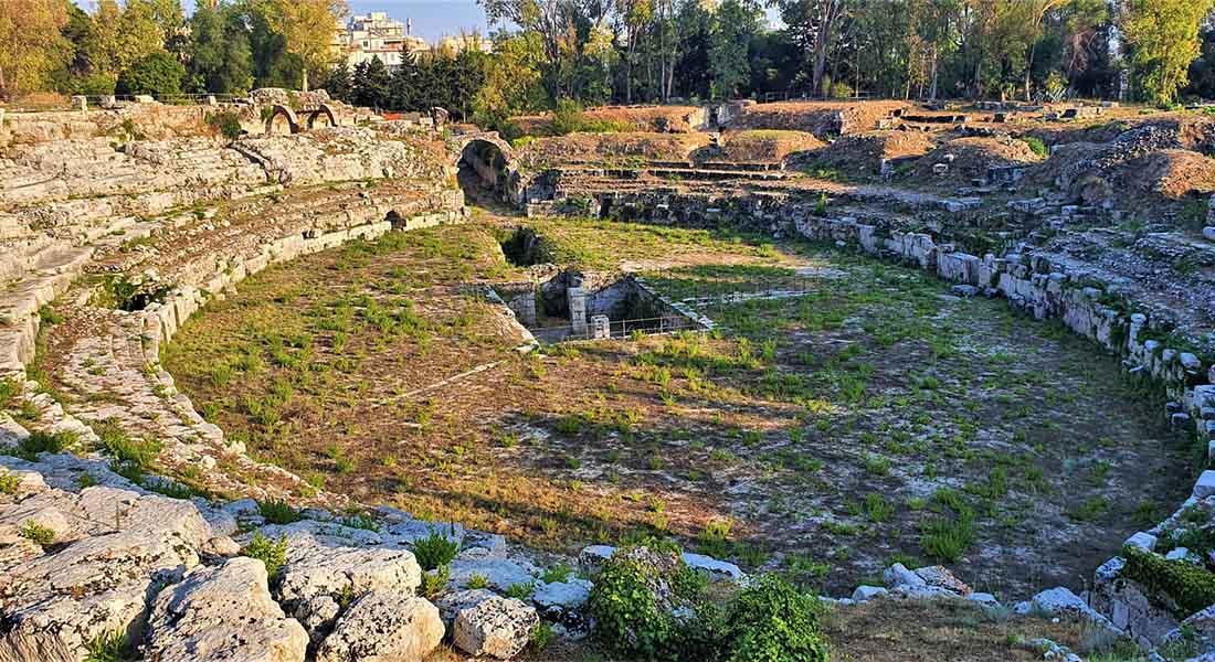 Amfiteatar u Sirakuzi