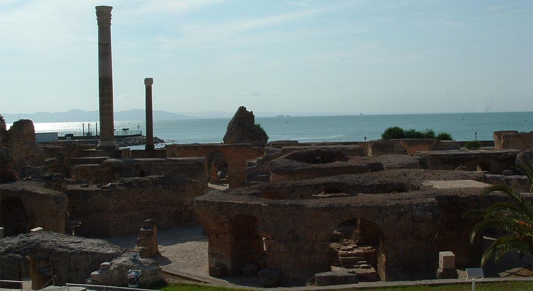 Antonijeve terme u Kartagi