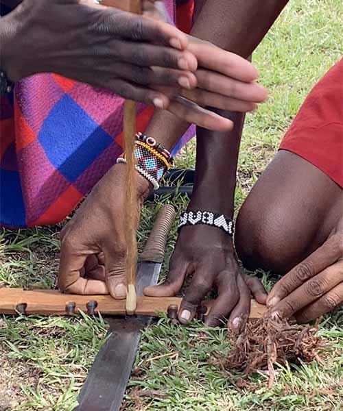 Pleme Maasai u Keniji