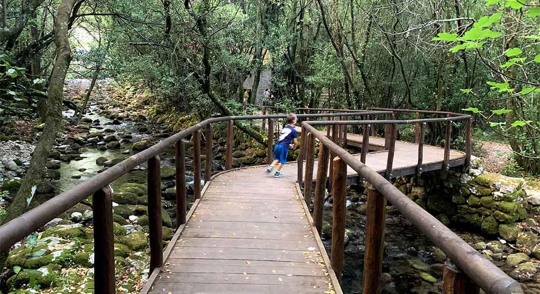 Most na rijeci Ljutoj