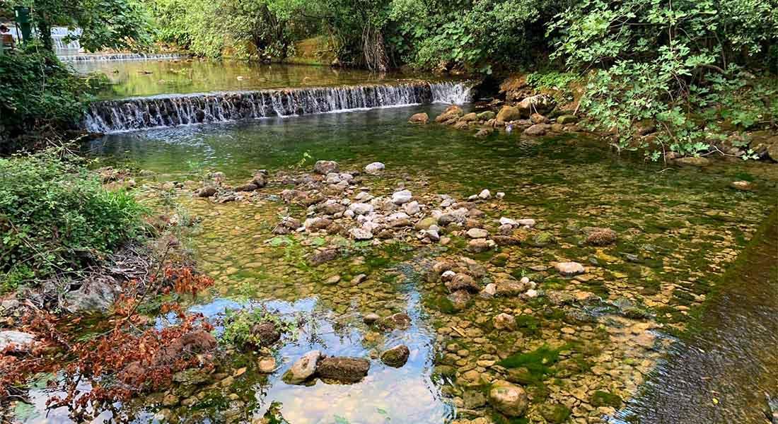Rijeka Ljuta u Konavlima
