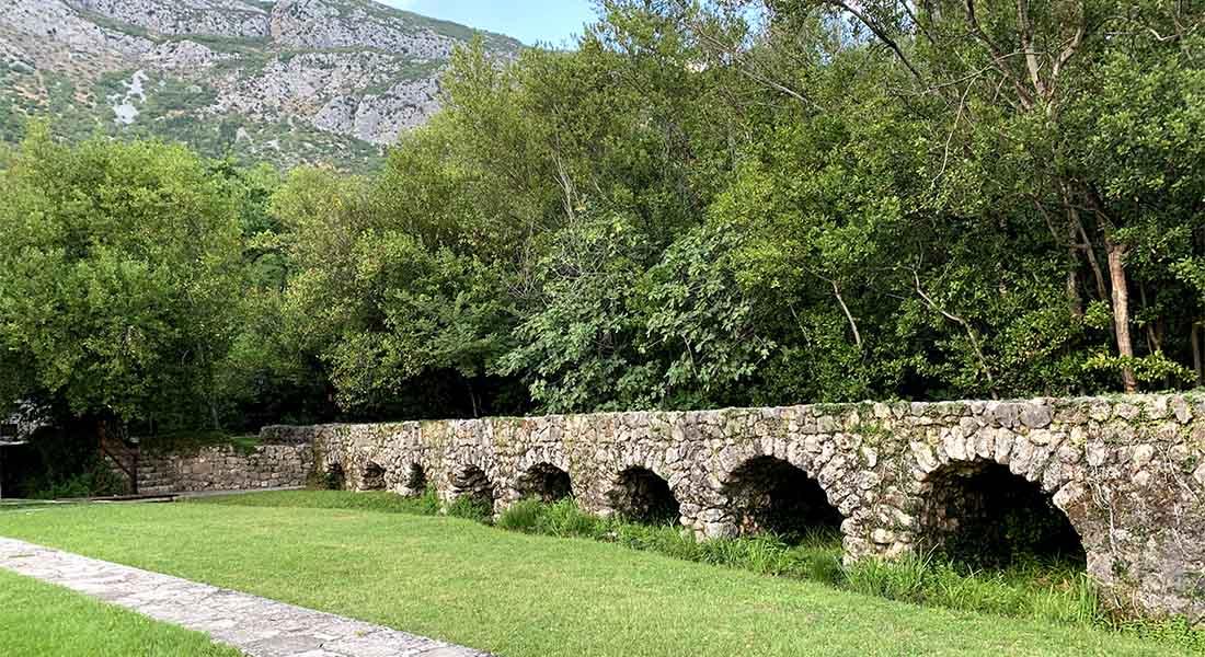 Kameni akvadukti u Konavlima