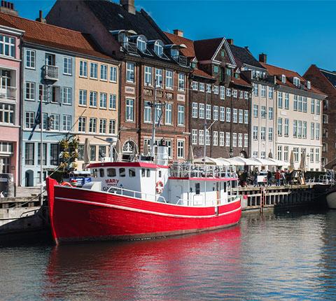 Iz Budimpešte u Kopenhagen za 191 kunu!