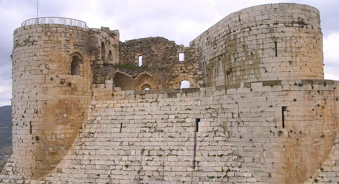 Utvrda u Siriji