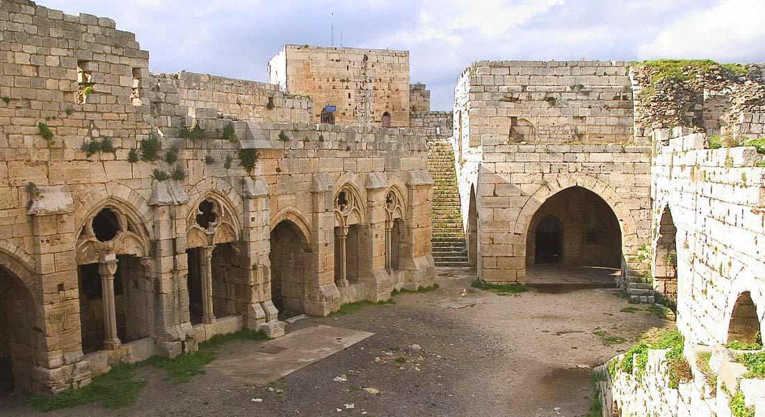 Dvorac vitezova križara u Siriji