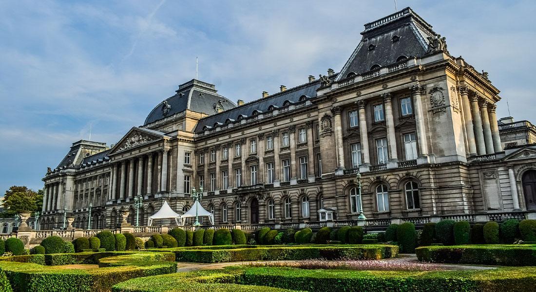 Kraljevska palača u Briselu