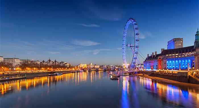 Idemo u London!