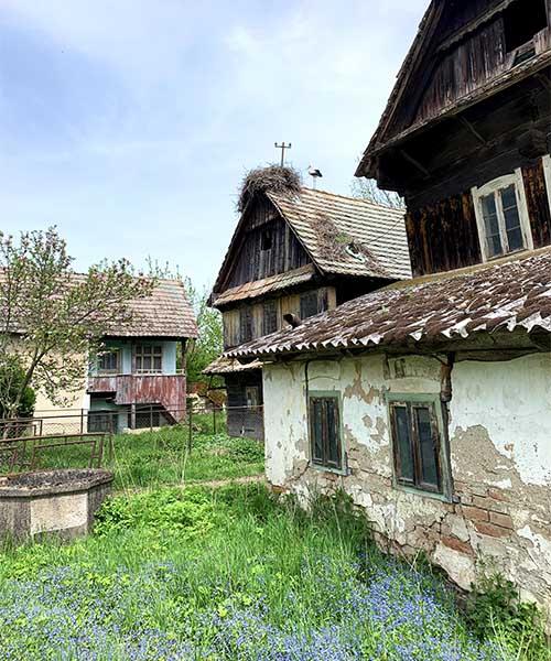 Selo roda Čigoč