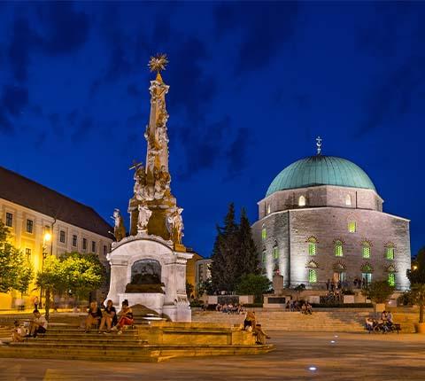 Izlet u Pečuh, grad s profesionalnim hrvatskim kazalištem