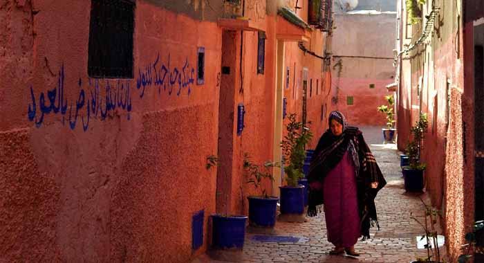 Marrakesh u Maroku: 1001 noć u kraljevskom gradu