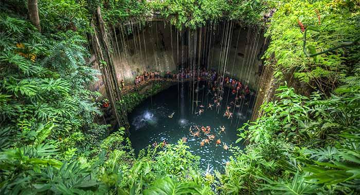Cenote u Meksiku: zavirite u čudesan svijet podzemlja