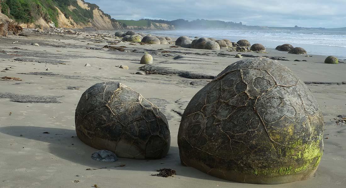 Kamenje na Novom Zelandu