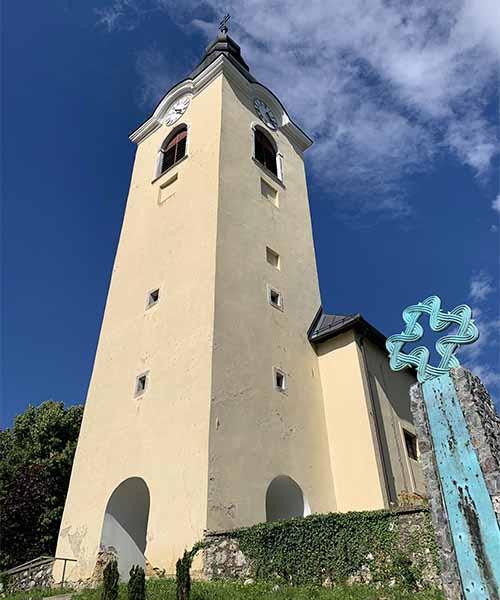 Crkva svetog Vida u Ozlju