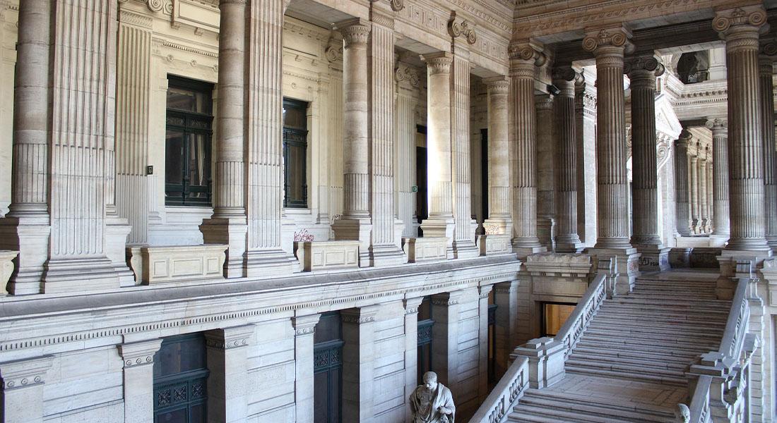 Palača pravde u Briselu